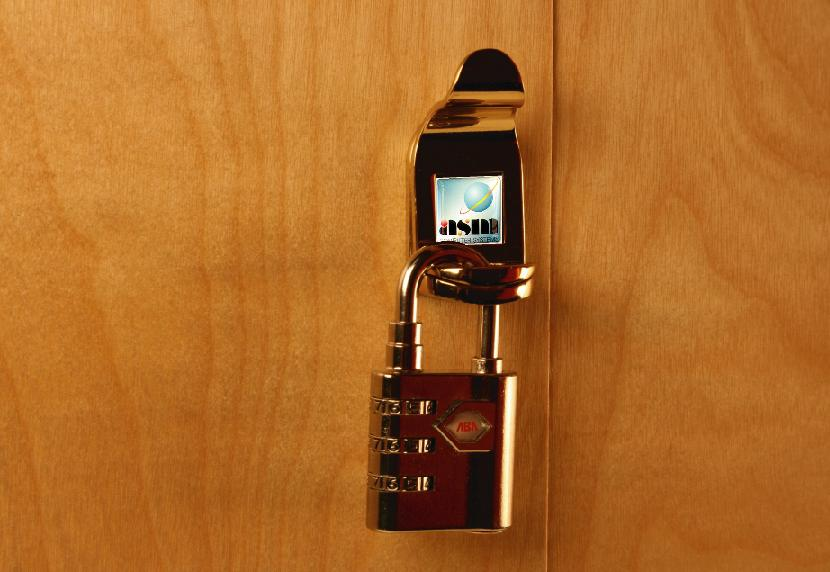 padlockable handle lock